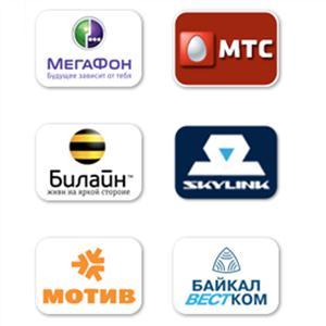 Операторы сотовой связи Алдана
