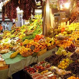 Рынки Алдана